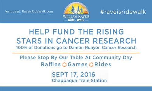 Raveis Ride and Walk Event
