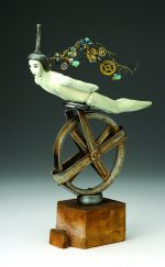 Valerie Bunnell–sculpture