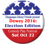 Dewey 2016: Election Edition