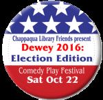 dewwy-election-pin