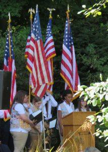 """""""Brotherhood of Heroes"""" Girl Scout Troop 1033"""