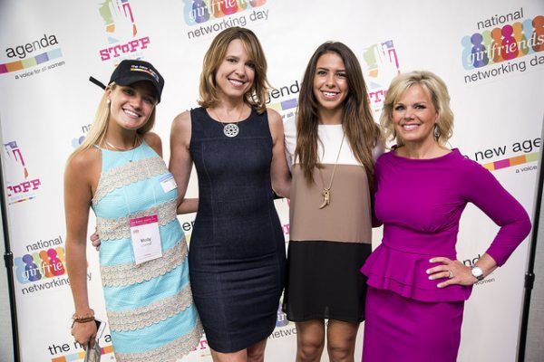National Girlfriends Networking Day 2015