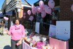 HL's Shop for a Cause Boutique and Raffle for Making Strides Against Breast Cancer: A Hit!