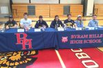 Seven Byram Hills Senior Athletes Sign with Colleges on National Signing Day!