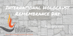 Holocaust and Human Rights Education Center Responds to White House Statement on Int'l Holocaust Remembrance Day