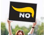 Chappaqua Artist's 'No' Logo Graphic Strikes a Chord