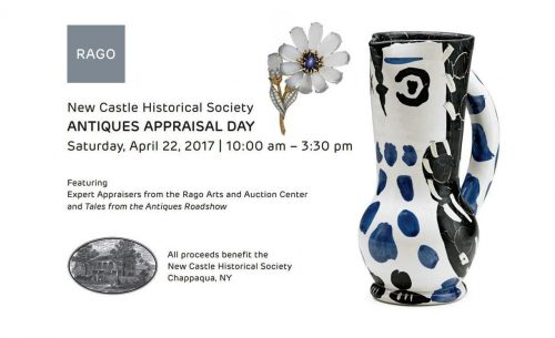 Antiques Appraisal Day At The Horace Greeley House Museum April 22