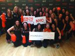 Team Chappy Gals Join Cycle for Survival Event for a Cure