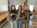 Hands on Opportunity at Westmoreland Sanctuary's Floral Lecture & Workshop Series