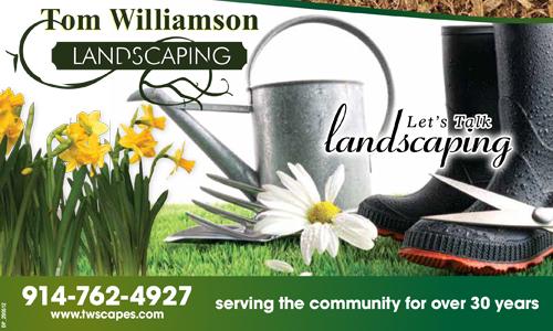 Tom Williamson Landscaping