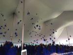 A Grandmother's Joy at Graduation