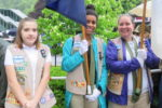 In Two Key Ceremonies, Vets Honored During Chappaqua's Memorial Day Parade