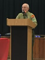 New Castle's Longest Serving Scoutmaster Dr. William Flank Steps Down