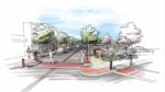 Groundbreaking Ceremony for Chappaqua's Streetscape Project: JULY 13