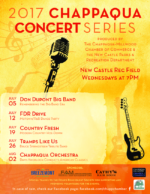 TONIGHT  Don Dupont Big Band to Kick off Chappaqua Summer Concert Series