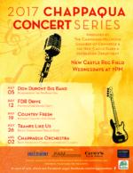TONIGHT  Don Dupont Big Band to Kick off Chappaqua Summer Concert Series