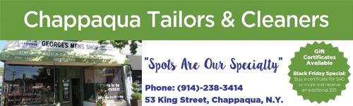 Chappaqua Tailors & Cleaners