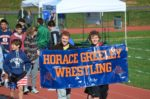 Horace Greeley's Athletic Teams on November 5: Making a Difference off the Field, too
