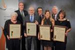 Grace Bennett and Paul Elliot Honored at HHREC Gala