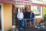 Le Jardin du Roi: Exceptional Meals and Distinctive Drinks in a Gorgeous Garden