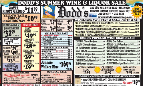 Dodd's Wine Shop