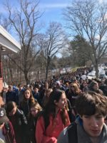 How the Walkout Supported An Informed Teenage Citizenry