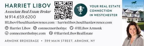 Houlihan Lawrence: Harriet Libov