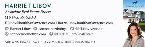Houlihan Lawrence: Harriet Libov