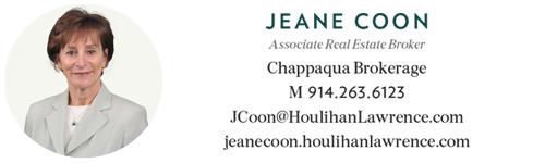 Houlihan Lawrence: Jeane Coon