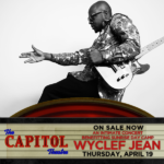 Wyclef Jean to Headline Benefit for Sunrise Day Camp – Pearl River at The Capitol Theatre