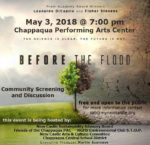 """Before The Flood"" – Community Screening"