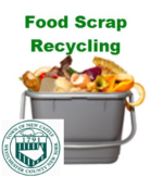 New Castle's Food Scrap Recycling Program Launches May 29th