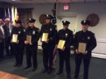 150 Year Elks Club Celebration Honors Five Law Enforcement Officers
