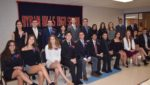 Byram Hills High School Inducts 22 Seniors into Cum Laude Society