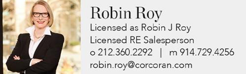 Corcoran: Robin Roy