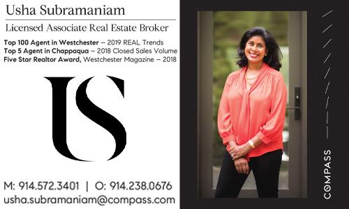 Compass: Usha Subramaniam