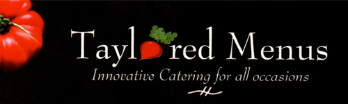 Taylored Menus Catering