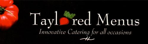 Taylored Menus Catering