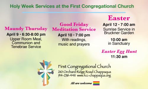 FCC – Easter