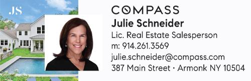 Compass: Julie Schneider