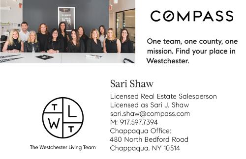 Compass: Sari Shaw